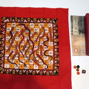 Snake and Ladder Batik
