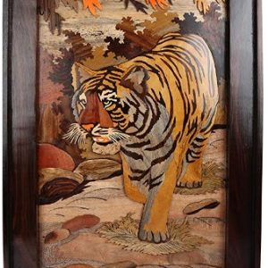 Desiadda Wood Wall Hanging