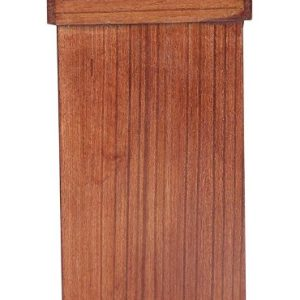 Wood Mic Stand Showpiece