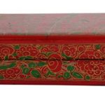 Wood Decorative Box (17 cm x 10 cm x 4 cm, DA132)
