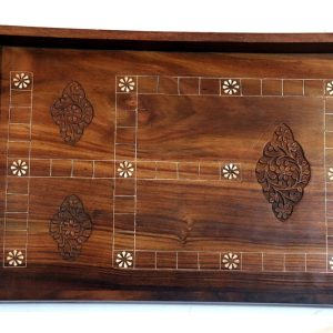 Cedar Wood Panchi Tray
