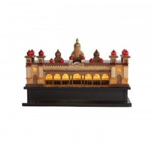 Mysuru Palace 10 Inch with Light