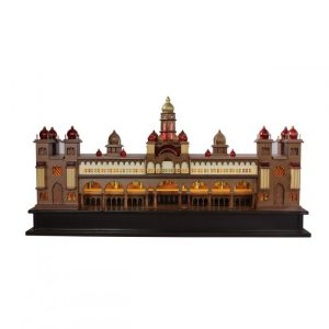 Mysuru Palace 16 Inch With Light
