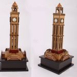 Clock tower 12 inches